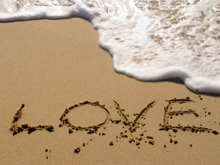 Love: Sands, Beaches Love, At The Beaches, Real Love, The Ocean, Valentines Day, Valentinesday, Desktop Wallpapers, Love Quotes