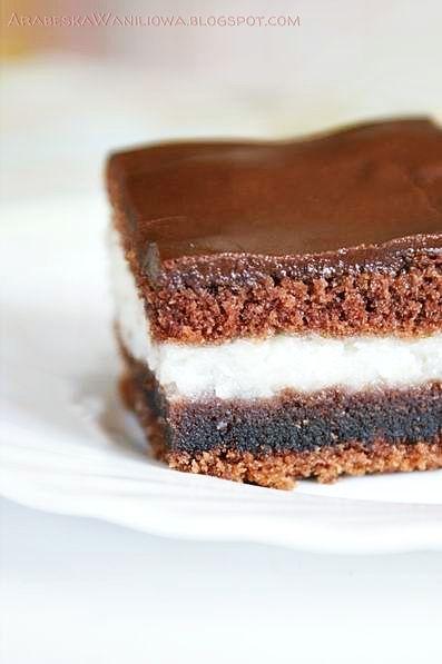 kokosowe ciasto z kaszą manną- coconut cake