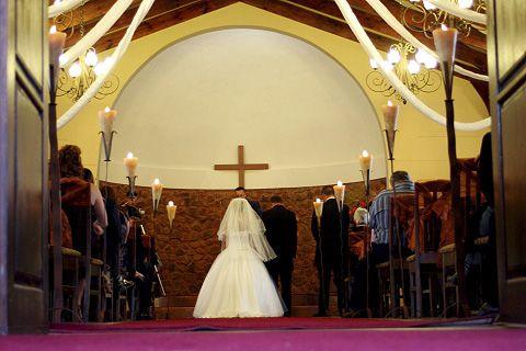 Wedding - Church Service