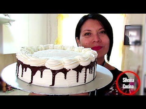 PASTEL 3 LECHES / SIN HORNO!!! /PASO A PASO / Silvana Cocina ❤ - YouTube