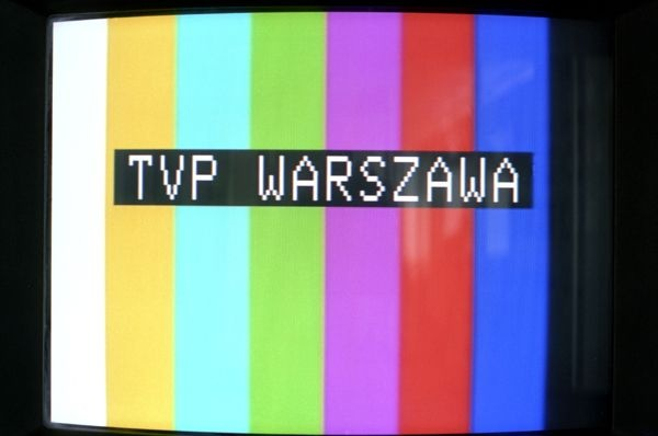 Plansza kontrolna, 1994 rok (fot. J. Bogacz / TVP)