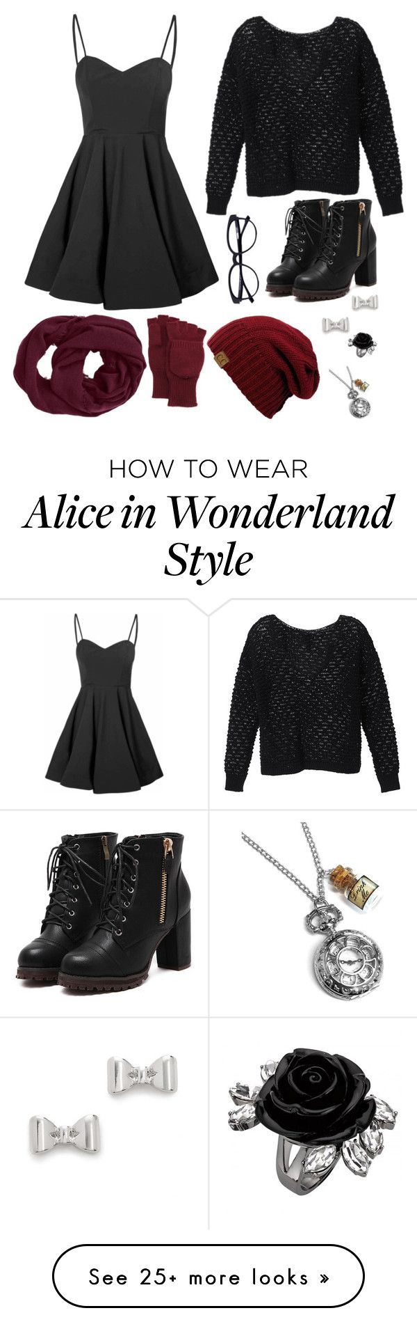 """Untitled #263"" by ginja-ninja on Polyvore featuring Glamorous, Victoria's Secret, Neiman Marcus, Athleta and Marc by Marc Jacobs"