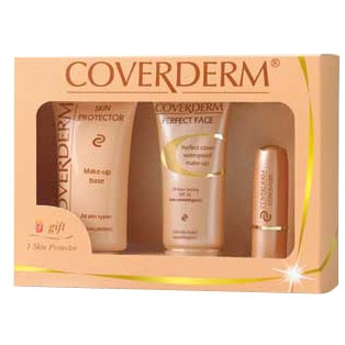 CoverDerm Combi Pack and more beauty products
