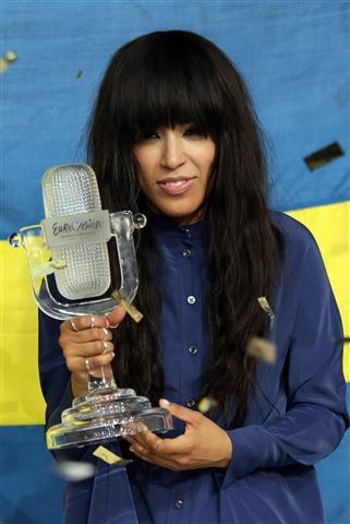 Eurovision Song Contest 2012 - Loreen - Sweden