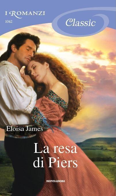 Leggo Rosa: LA RESA DI PIERS di Eloisa James