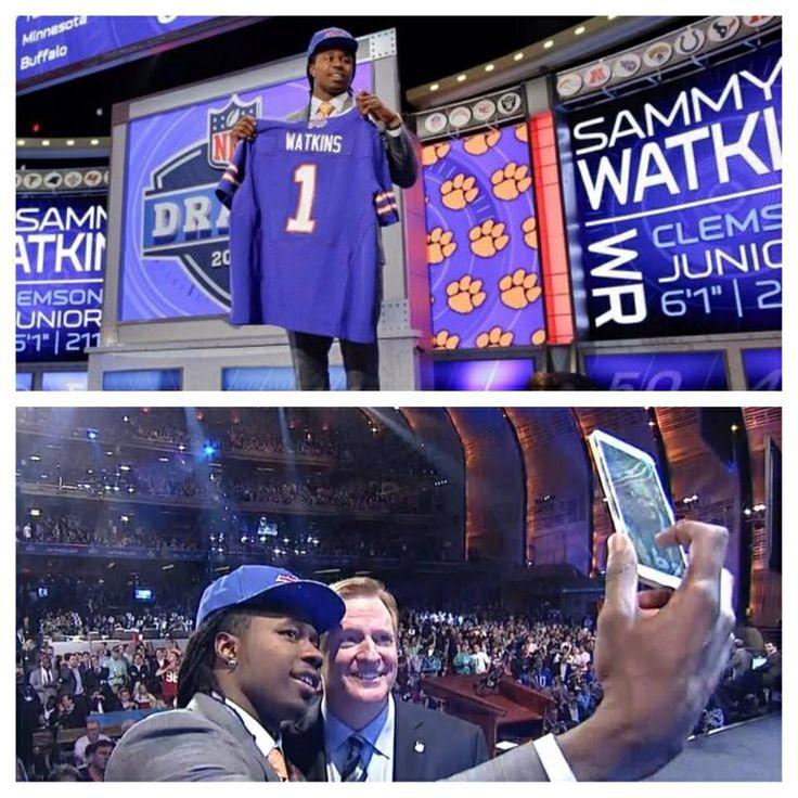 Sammy Watkins - NFL Draft 2014 - Buffalo Bills