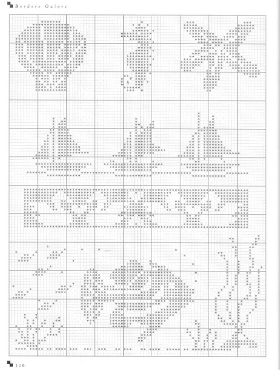 Gallery.ru / Photo # 110 - Cross Stitch Silhouettes - Orlanda