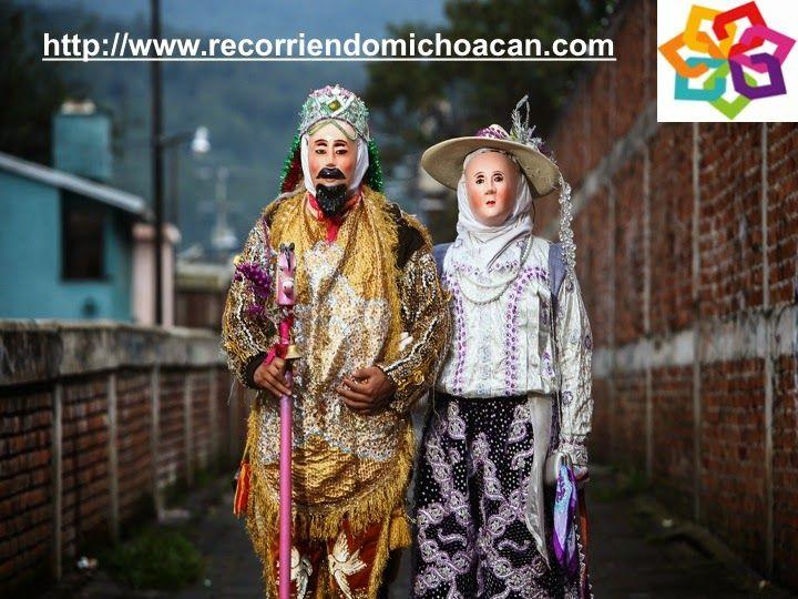 """MICHOACÁN MÁGICO te informa sobre un baile típico purépecha """"la Danza de los Cúrputes"""" que significa la danza de los que se juntaron, esta danza tiene gran arraigo en Paracho, en la zona purépecha, dicen que viene desde antes de la conquista. BEST WESTERN MORELIA http://www.bestwestern.com.mx/best-western-plus-gran-hotel-morelia/"""