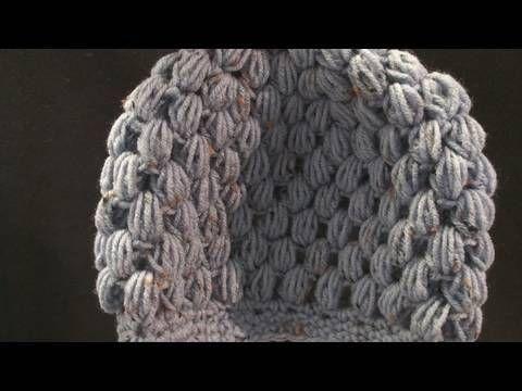 Crochet Geek - Crochet Puff Stitch Hat