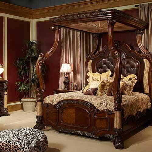 Victoria Palace Bedroom Michael Amini Furniture Designs