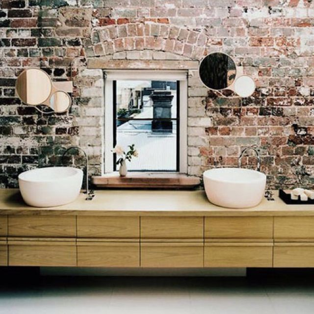 Inspiration From Bathrooms.com: We Love How Ergonomic Storage Is  Effortlessly Worked Into This Part 66