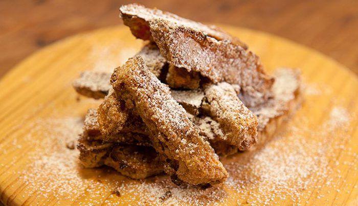 Rosemary and Sea Salt Baked Potato Chips