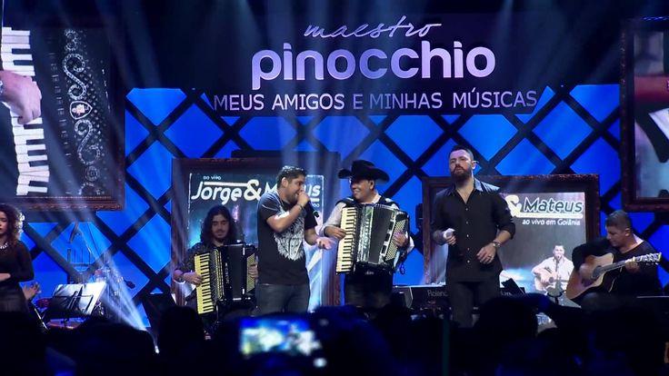 Jorge & Mateus - Pergunta Boba - Part.  Maestro Pinocchio (Vídeo Oficial)