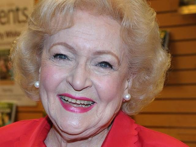 Betty White Dead At 95 - Betty White Dies peacefully In Her Sleep