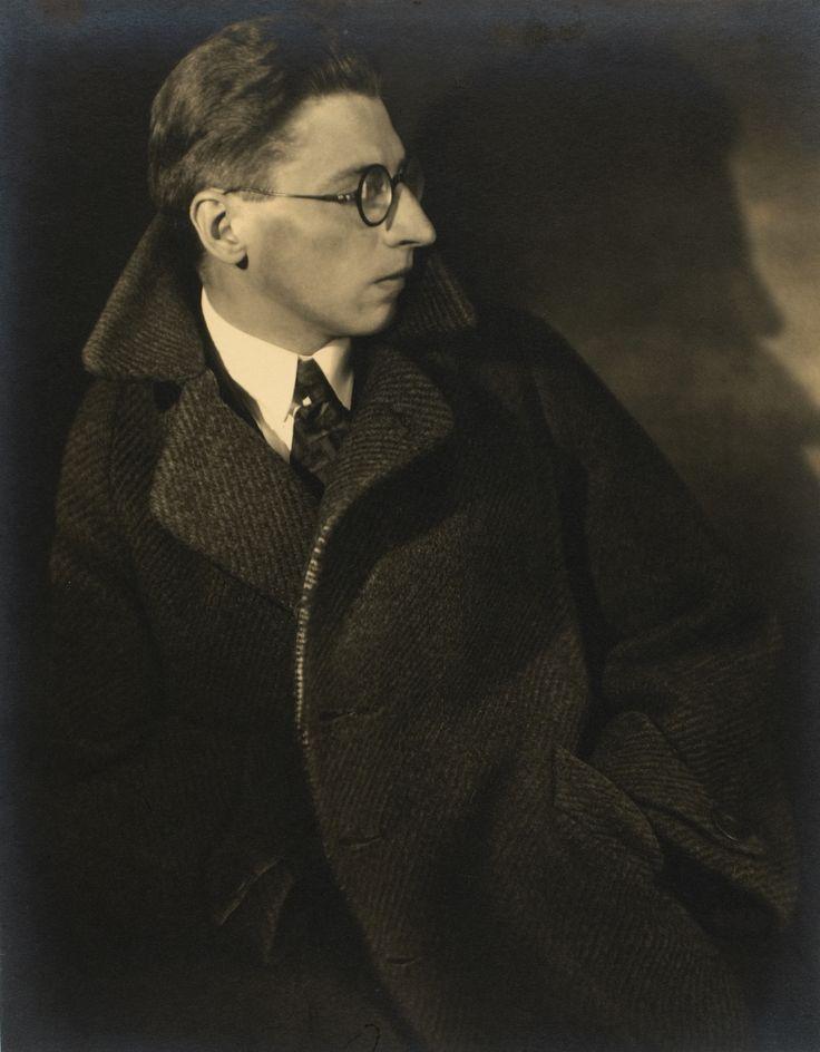 Ritratto del mio amico Funke, 1924. - (Josef Sudek, Eredi di Josef Sudek/Museo…