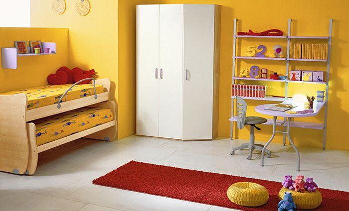 Детская комната для двоих