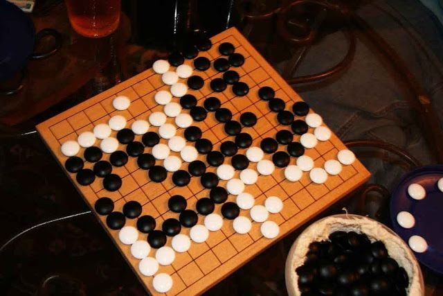 Ketika Kecerdasan Buatan Belum Bisa Membendung Permainan Tradisional 'Go'