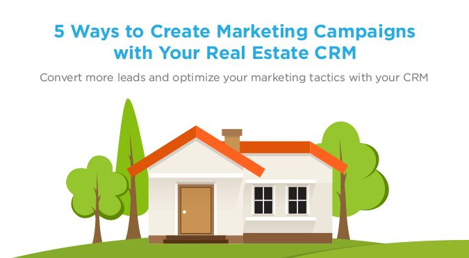 Read here for the 5 essential practices you can use to maximize and create your marketing campaigns using your real estate CRM. https://www.realspace.com/blog/5-ways-to-create-marketing-campaigns-with-your-real-estate-crm/