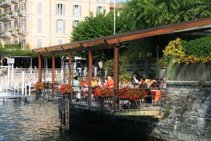 Gelateria Hotel Excelsior Splendide*** Bellagio - Como Lago Lake