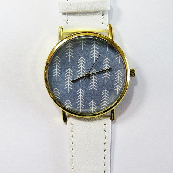 Arrow Watch  Vintage Style Leather Watch Women by FreeForme