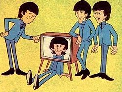 The Beatles Cartoon series - It ran from 1965 to 1969 on ABC in the US (only 1965 to 1967 was first run; later transmissions were reruns)