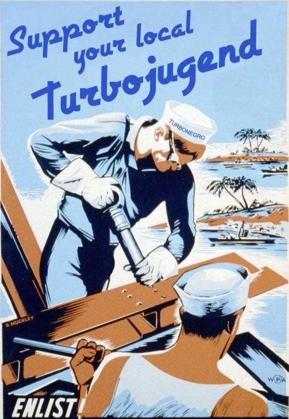 Turbonegro unite