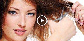Спасение для запутанных волос: средство, которое легко сделать своими руками!