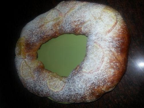 Roscón de reyes para #Mycook http://www.mycook.es/receta/roscon-de-reyes-2/