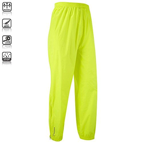 Tenn Unisex Unite Waterproof Cycling Trousers  HiViz Yellow  XL2022 >>> Find out more about the great product at the image link.