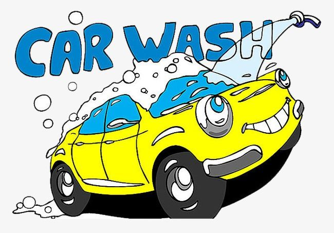 Cartoon Car Wash Cartoon Clipart Car Clipart Cartoon Png
