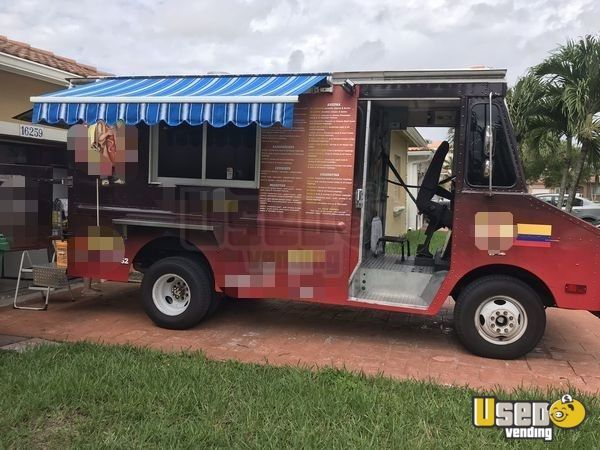Used Food Trucks For Sale Under 5000 >> Chevy Food Truck For Sale In Florida Food Trucks Food Truck For