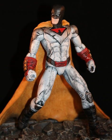 Space Ghost Movie Concept V2 (Space Ghost) Custom Action Figure
