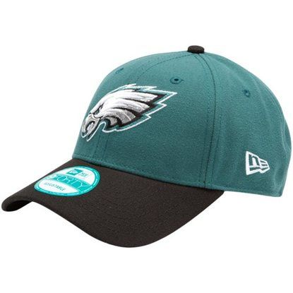 Philadelphia Eagles New Era Two Tone Adjustable Hat