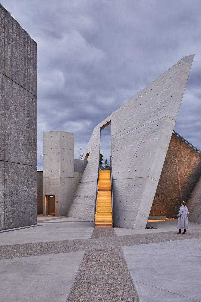 Galería de Monumento Nacional del Holocausto / Studio Libeskind - 6