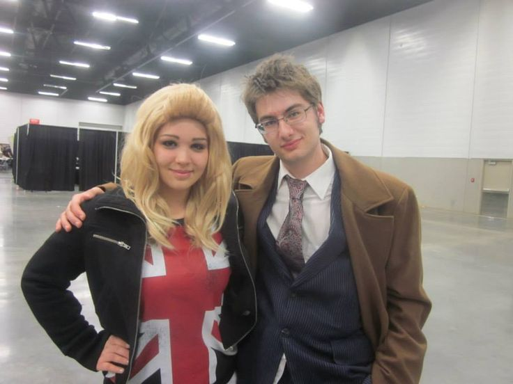 Ten finally caught up with his Rose.....Edmonton Expo 2013.