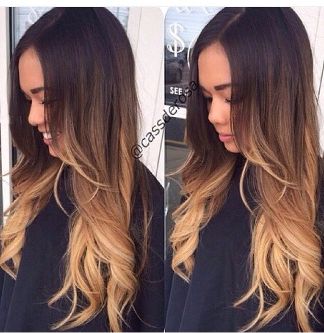 ambre hair styles 29 best ombre hair colors images on 6922 | 99c0a4a2f0a659489c7f5768b0b6fa08 ombre hair brunette ambre hair brown to blonde