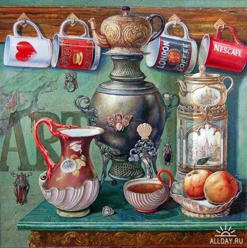чаепитие в живописи: 21 тыс изображений найдено в Яндекс.Картинках