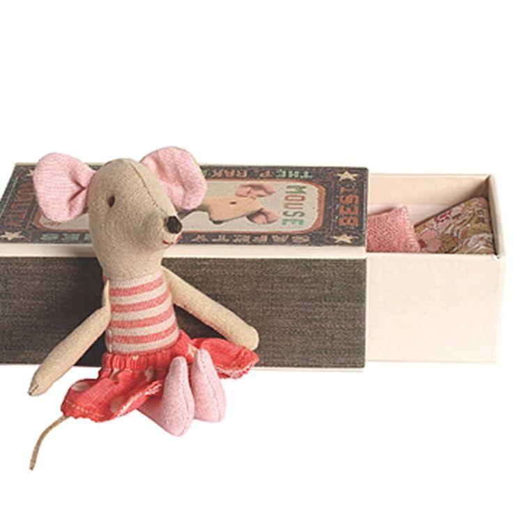 Big Sister Matchbox Mouse
