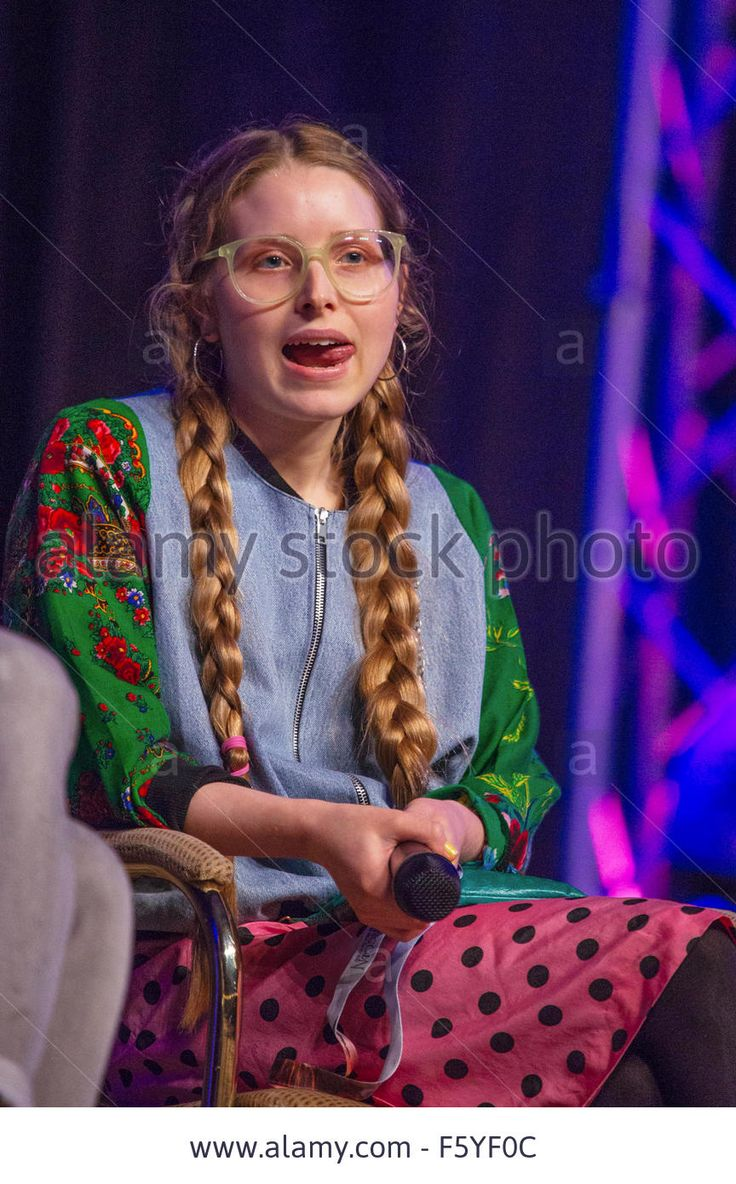 Jessie Cave at the RingCon 2015 at Maritim Hotel. Bonn, Germany…