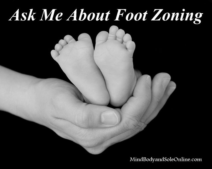 FAQ about foot zoning