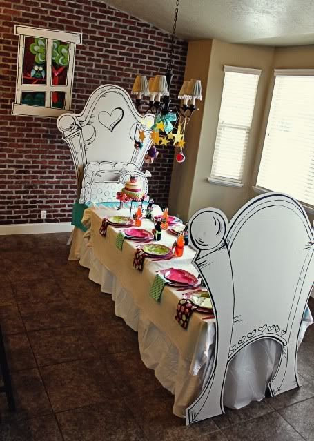 Love this party idea!