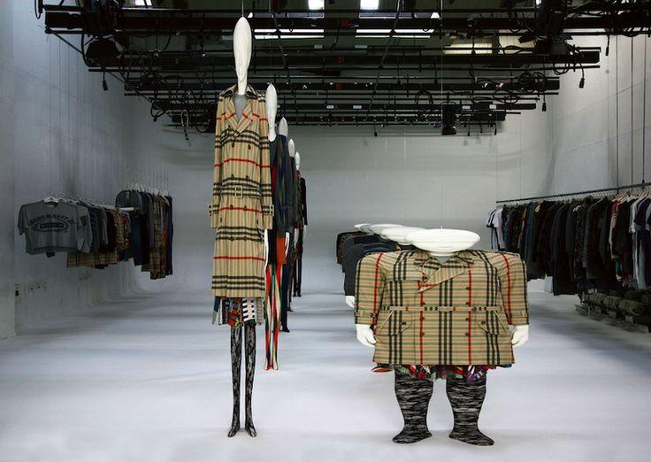 Utopian Bodies: Fashion Looks Forward