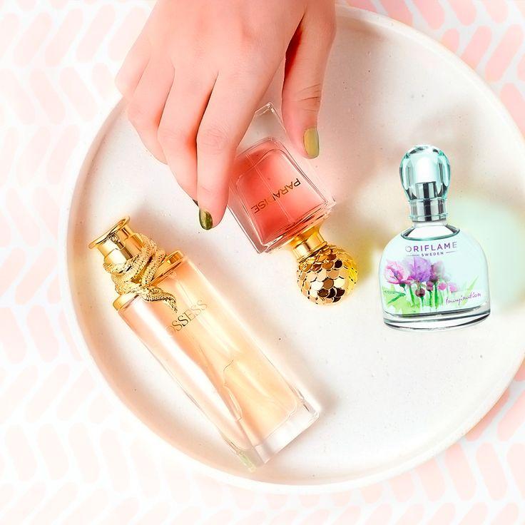 La seducción, el glamour o el fresco aroma de la pera, ¿Cuál es tu aroma para este #Verano?