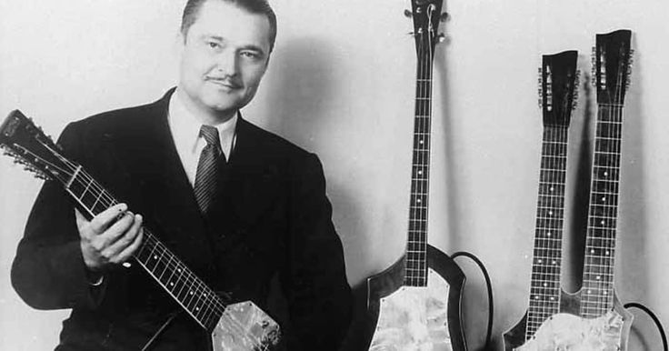 Was it Leo Fender? Les Paul? A US Naval officer? The origin story of the electric guitar is a tangled one.