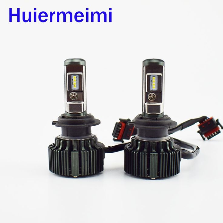 27.99$  Buy now - http://aligxc.shopchina.info/1/go.php?t=32815305760 - Car Headlight Bulb Lumileds LED chip 12V 24V Hi Lo Beam Automotive head Light Lamp Auto headlamps H11 H4 H7 9005 9006 H1 H3 880  #SHOPPING