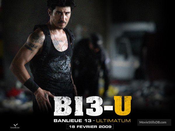 Banlieue 13 Ultimatum Movies Brutalist Architecture Parkour