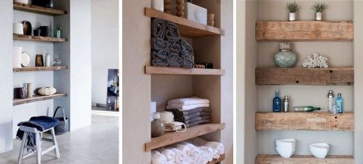 25 beste idee n over badkamer planken op pinterest doucheruimte decor doucheruimte - Doucheruimte deco ...