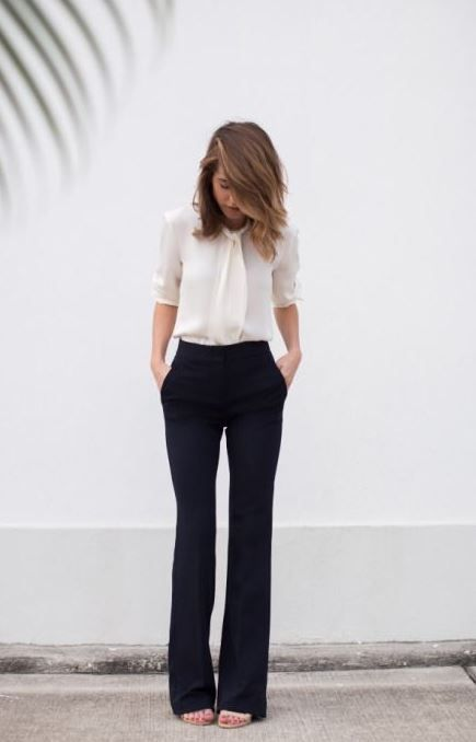 How To Dress Fashionably For Your Interview, Try This Ideas 10