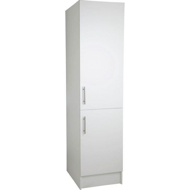 Cute Buy Athina mm Tall Fitted Kitchen Unit White at Argos co uk