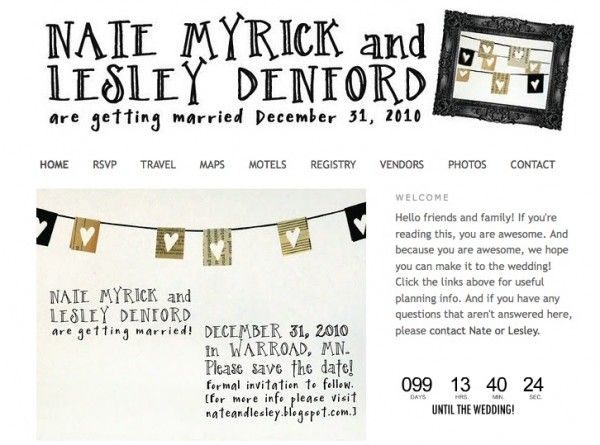 Wedding Websites Ideas: 18 Best Wedding Websites Images On Pinterest